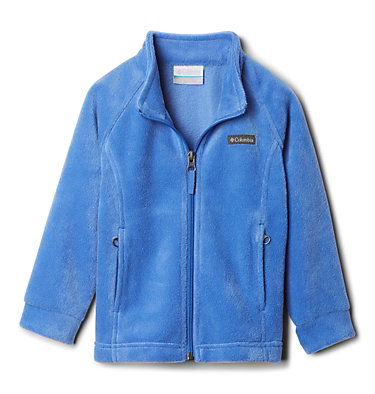 Girls' Toddler Benton Springs™ Fleece Jacket Benton Springs™ Fleece | 618 | 4T, Arctic Blue, front