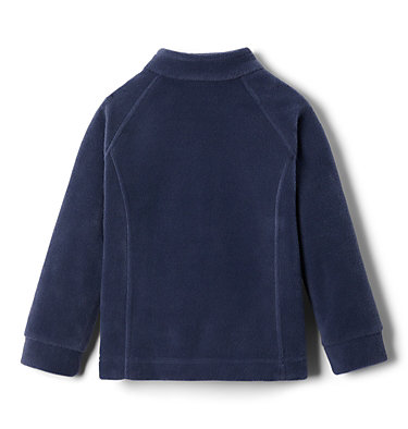 Girls' Toddler Benton Springs™ Fleece Jacket Benton Springs™ Fleece | 466 | 2T, Nocturnal, back