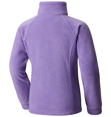 Veste en laine polaire Benton Springs™ pour fille - Bambin Benton Springs™ Fleece | 618 | 4T, Grape Gum, back