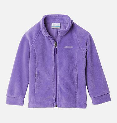 Veste en laine polaire Benton Springs™ pour fille - Bambin Benton Springs™ Fleece | 618 | 4T, Grape Gum, front