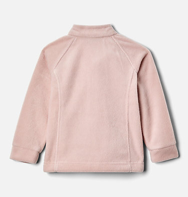 Girls' Toddler Benton Springs™ Fleece Jacket Benton Springs™ Fleece | 618 | 4T, Mineral Pink, back