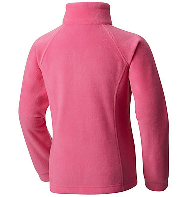 Girls' Toddler Benton Springs™ Fleece Jacket Benton Springs™ Fleece | 618 | 4T, Pink Ice, back