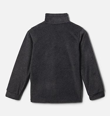 Boys' Steens Mountain™ II Fleece Jacket Steens Mt™ II Fleece | 030 | L, Charcoal Heather, back