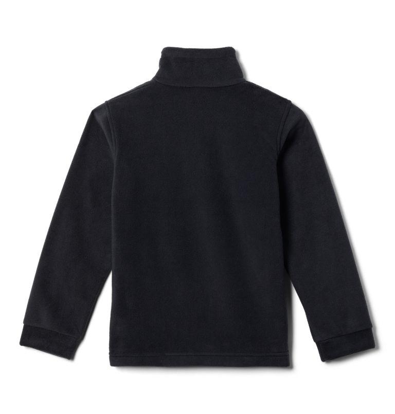 Steens Mt™ II Fleece | 010 | XL Boys' Steens Mountain™ II Fleece Jacket, Black, a1
