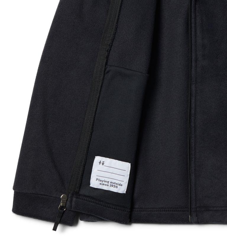 Steens Mt™ II Fleece | 010 | XS Boys' Steens Mountain™ II Fleece Jacket, Black, a2