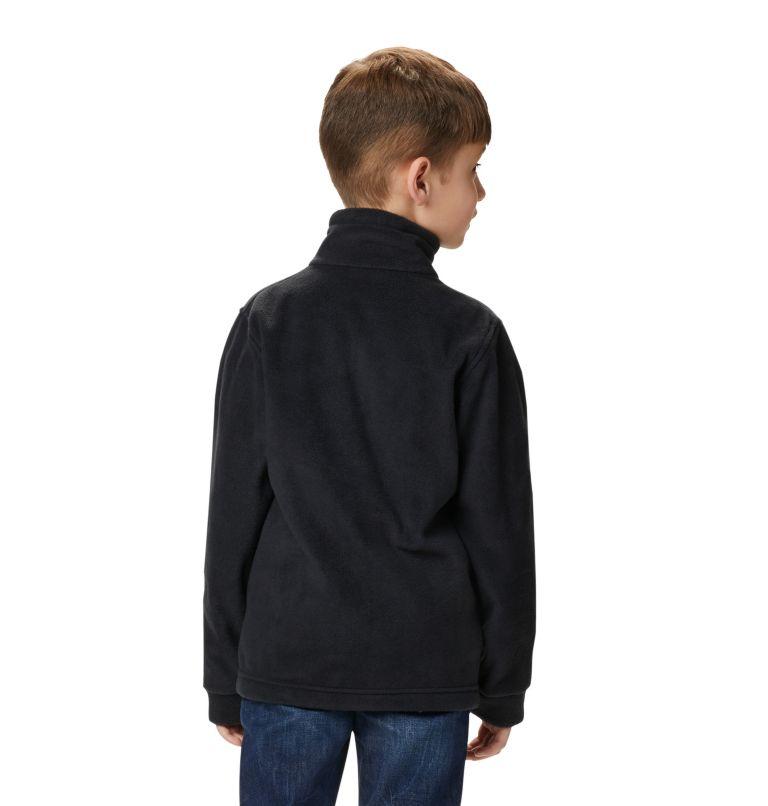 Steens Mt™ II Fleece | 010 | XL Boys' Steens Mountain™ II Fleece Jacket, Black, a3