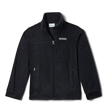 Boys' Steens Mountain™ II Fleece Jacket Steens Mt™ II Fleece | 030 | L, Black, back