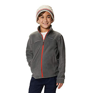 Boys' Steens Mountain™ II Fleece Jacket
