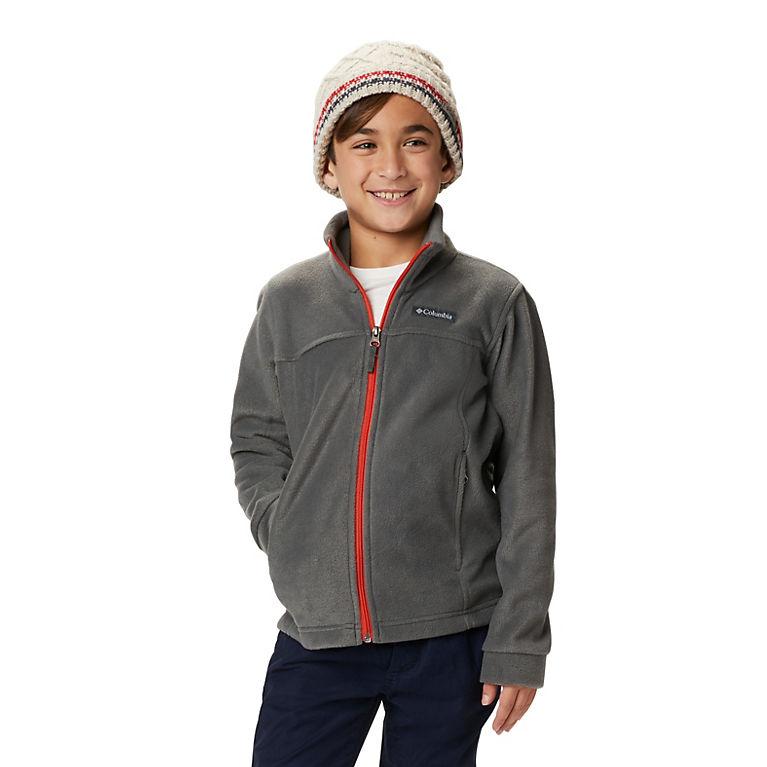 Grill Boys' Steens Mountain™ II Fleece Jacket, View 0