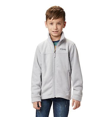Boys' Steens Mountain™ II Fleece Jacket Steens Mt™ II Fleece | 030 | L, Slate Grey, front