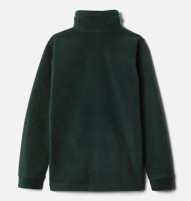 Boys' Steens Mountain™ II Fleece Jacket Steens Mt™ II Fleece | 030 | L, Emerald Green, Spruce, back