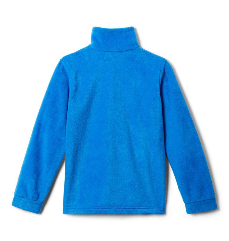 Steens Mt™ II Fleece | 438 | S Boys' Steens Mountain™ II Fleece Jacket, Super Blue, a1