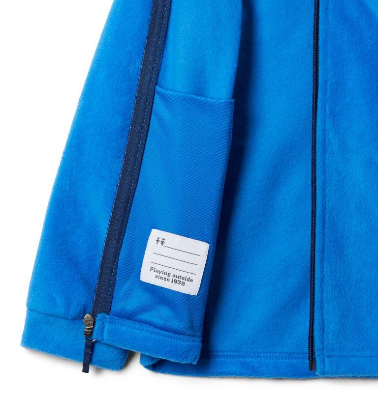 Steens Mt™ II Fleece | 438 | XS Boys' Steens Mountain™ II Fleece Jacket, Super Blue, a2