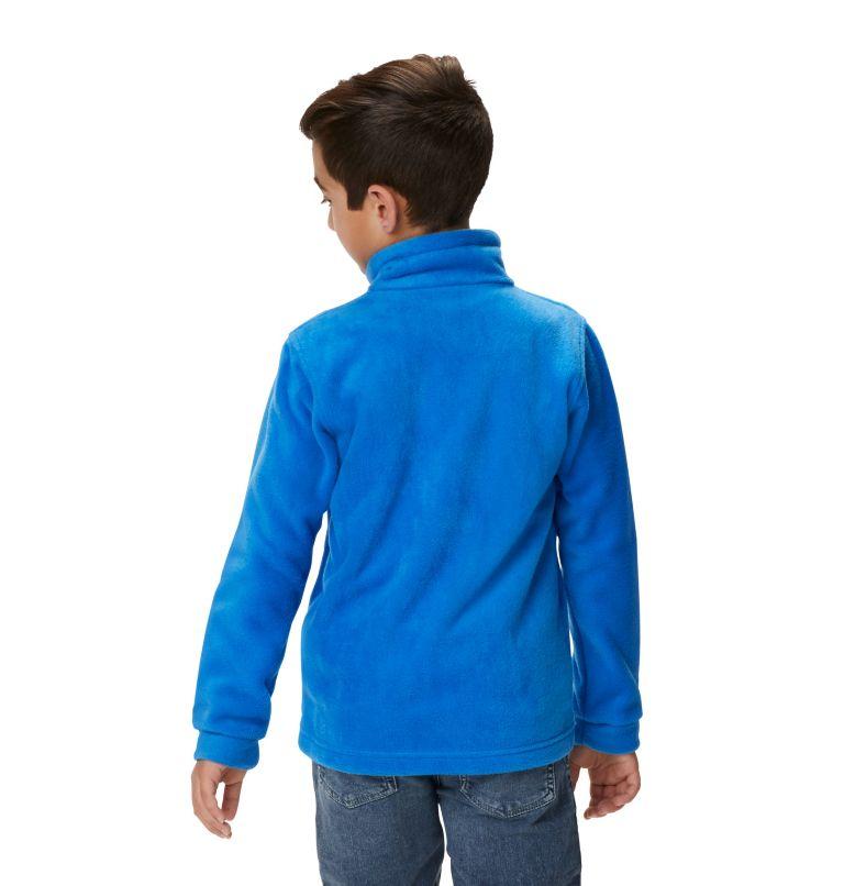 Steens Mt™ II Fleece | 438 | XS Boys' Steens Mountain™ II Fleece Jacket, Super Blue, a3