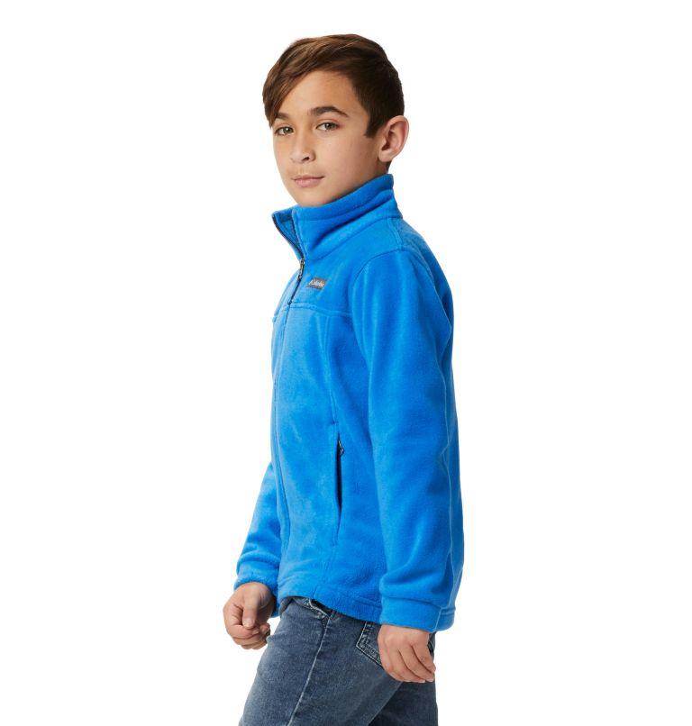 Steens Mt™ II Fleece | 438 | S Boys' Steens Mountain™ II Fleece Jacket, Super Blue, a6