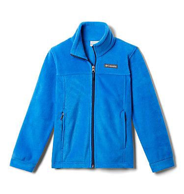 Boys' Steens Mountain™ II Fleece Jacket Steens Mt™ II Fleece | 030 | L, Super Blue, back