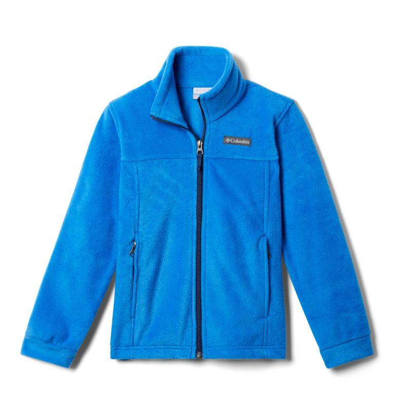 Steens Mt™ II Fleece | 438 | S Boys' Steens Mountain™ II Fleece Jacket, Super Blue, back
