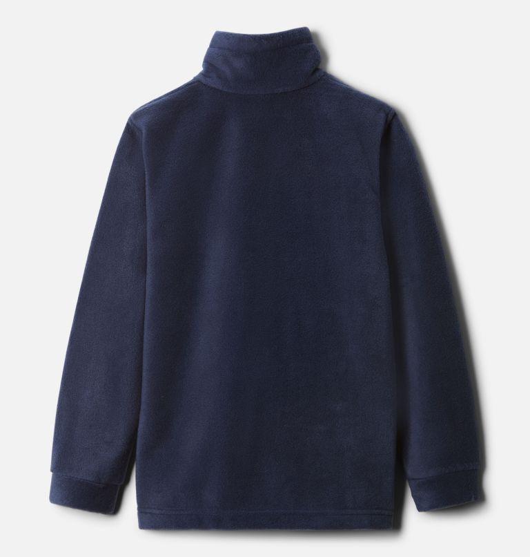 Steens Mt™ II Fleece | 440 | L Boys' Steens Mountain™ II Fleece Jacket, Bright Indigo, Collegiate Navy, back