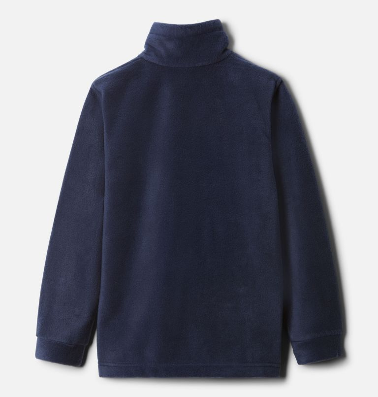 Steens Mt™ II Fleece | 440 | XL Boys' Steens Mountain™ II Fleece Jacket, Bright Indigo, Collegiate Navy, back