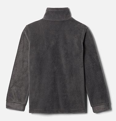Boys' Steens Mountain™ II Fleece Jacket Steens Mt™ II Fleece | 030 | L, Red Jasper, Shark, back