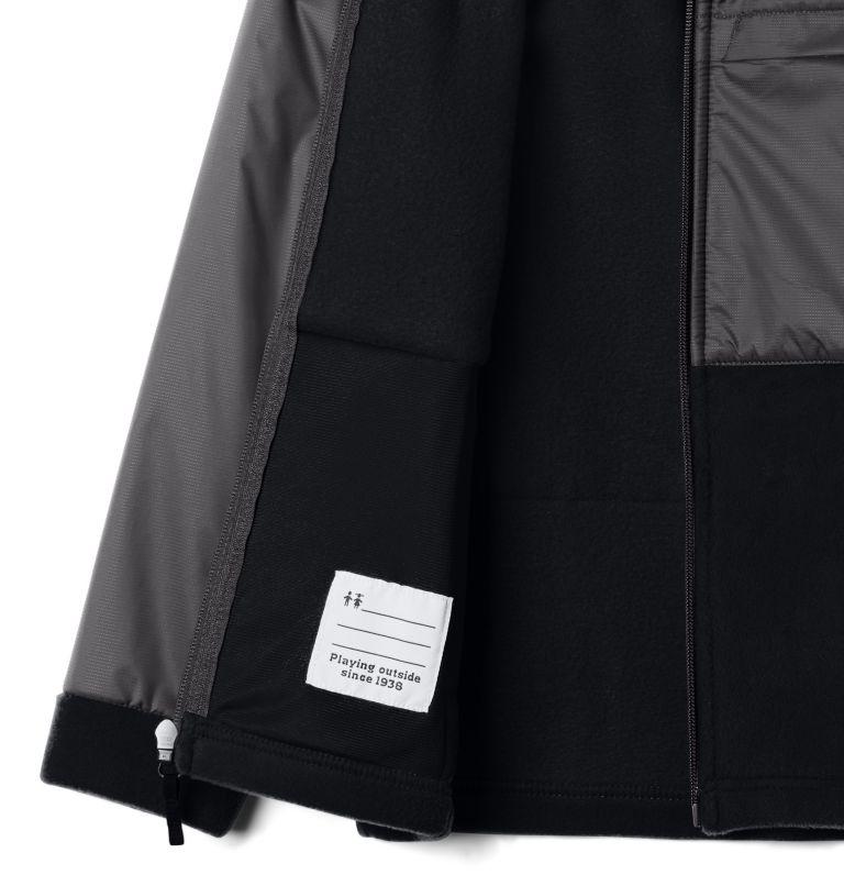 Boys' Steens Mountain™ Overlay Fleece Jacket Boys' Steens Mountain™ Overlay Fleece Jacket, a1