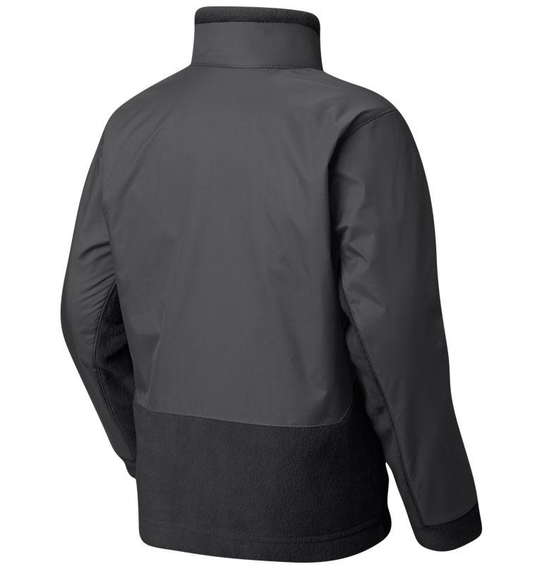 Boys' Steens Mountain™ Overlay Fleece Jacket Boys' Steens Mountain™ Overlay Fleece Jacket, back