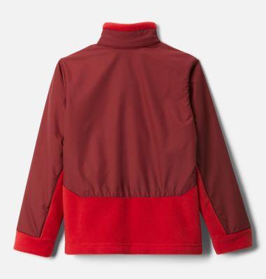 Boys' Steens Mountain™ Overlay Fleece Jacket | Columbia Sportswear