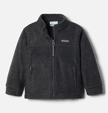 Boys' Toddler Steens Mountain™ II Fleece Jacket Steens Mt™ II Fleece | 440 | 2T, Charcoal Heather, front