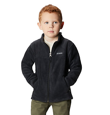 Boys' Toddler Steens Mountain™ II Fleece Jacket Steens Mt™ II Fleece | 440 | 2T, Black, front