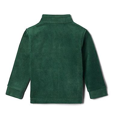 Boys' Toddler Steens Mountain™ II Fleece Jacket Steens Mt™ II Fleece   014   3T, Shark, Rain Forest, back