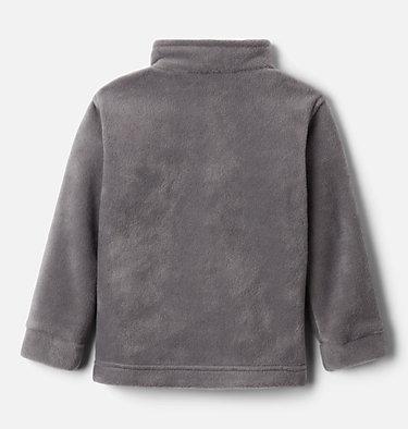 Boys' Toddler Steens Mountain™ II Fleece Jacket Steens Mt™ II Fleece | 440 | 2T, City Grey, Flame Orange, back