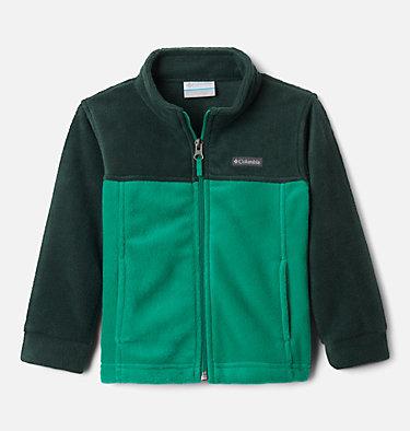 Boys' Toddler Steens Mountain™ II Fleece Jacket Steens Mt™ II Fleece | 440 | 2T, Emerald Green, Spruce, front