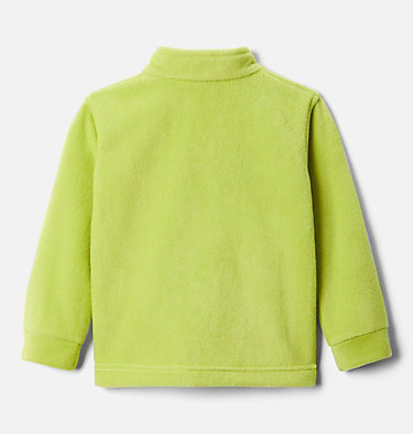 Boys' Toddler Steens Mountain™ II Fleece Jacket Steens Mt™ II Fleece | 440 | 2T, Bright Chartreuse, back