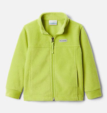 Boys' Toddler Steens Mountain™ II Fleece Jacket Steens Mt™ II Fleece | 440 | 2T, Bright Chartreuse, front