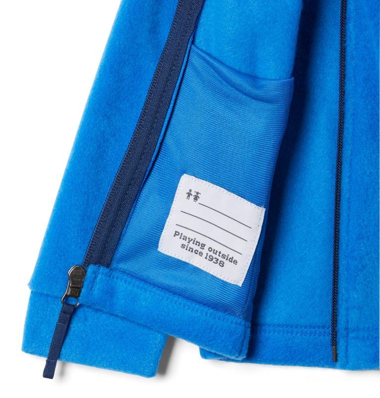 Steens Mt™ II Fleece | 438 | 2T Boys' Toddler Steens Mountain™ II Fleece Jacket, Super Blue, a2