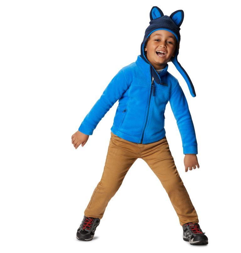 Steens Mt™ II Fleece | 438 | 2T Boys' Toddler Steens Mountain™ II Fleece Jacket, Super Blue, a7