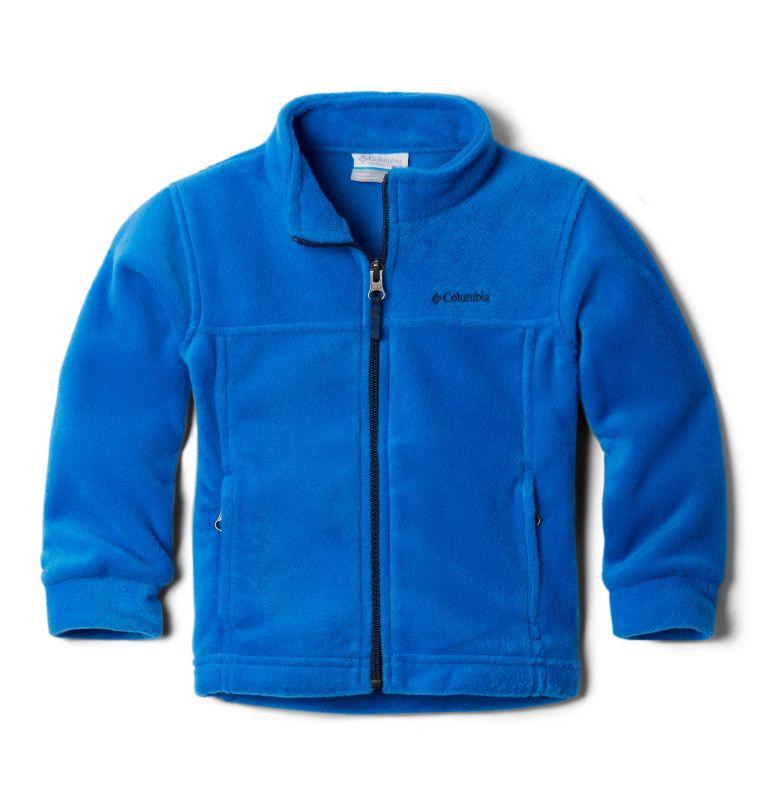 Steens Mt™ II Fleece | 438 | 2T Boys' Toddler Steens Mountain™ II Fleece Jacket, Super Blue, 3/4 front