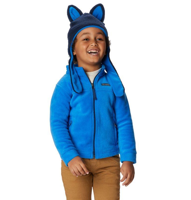 Steens Mt™ II Fleece | 438 | 2T Boys' Toddler Steens Mountain™ II Fleece Jacket, Super Blue, front
