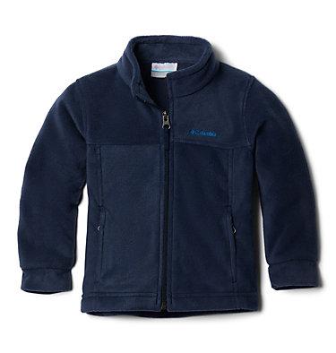 Boys' Toddler Steens Mountain™ II Fleece Jacket Steens Mt™ II Fleece | 440 | 2T, Collegiate Navy, 3/4 front