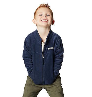 Boys' Toddler Steens Mountain™ II Fleece Jacket Steens Mt™ II Fleece | 440 | 2T, Collegiate Navy, front