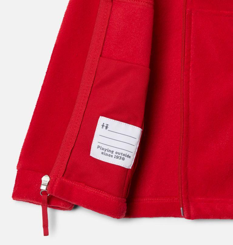 Steens Mt™ II Fleece | 614 | 2T Boys' Toddler Steens Mountain™ II Fleece Jacket, Mountain Red, a1