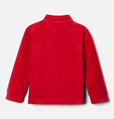 Boys' Toddler Steens Mountain™ II Fleece Jacket Steens Mt™ II Fleece | 440 | 2T, Mountain Red, back