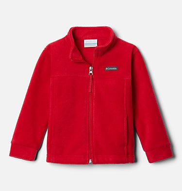 Boys' Toddler Steens Mountain™ II Fleece Jacket Steens Mt™ II Fleece | 440 | 2T, Mountain Red, front
