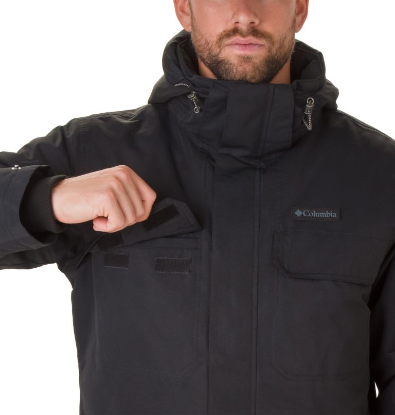 Chaqueta impermeable Rugged Path para hombre Chaqueta impermeable Rugged Path para hombre, a4