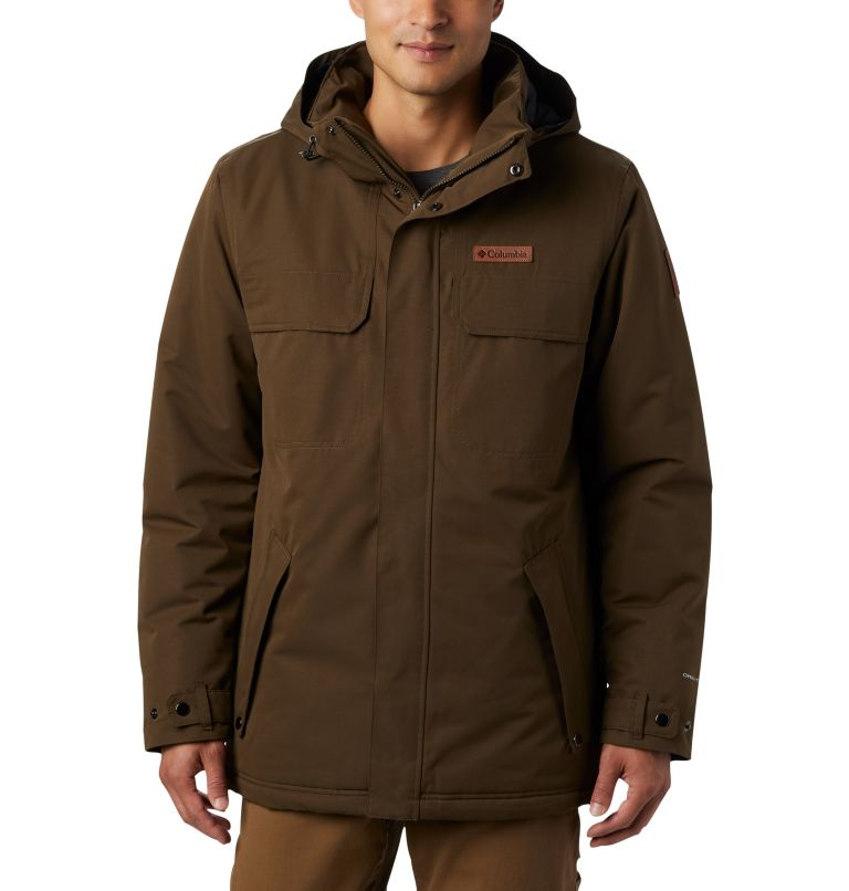Chaqueta impermeable Rugged Path para hombre Chaqueta impermeable Rugged Path para hombre, front