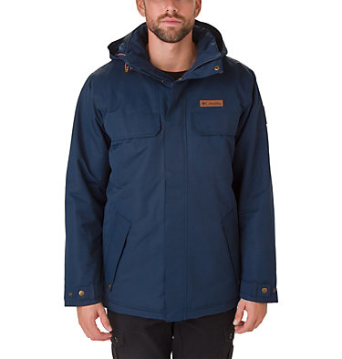 Chaqueta impermeable Rugged Path para hombre , front