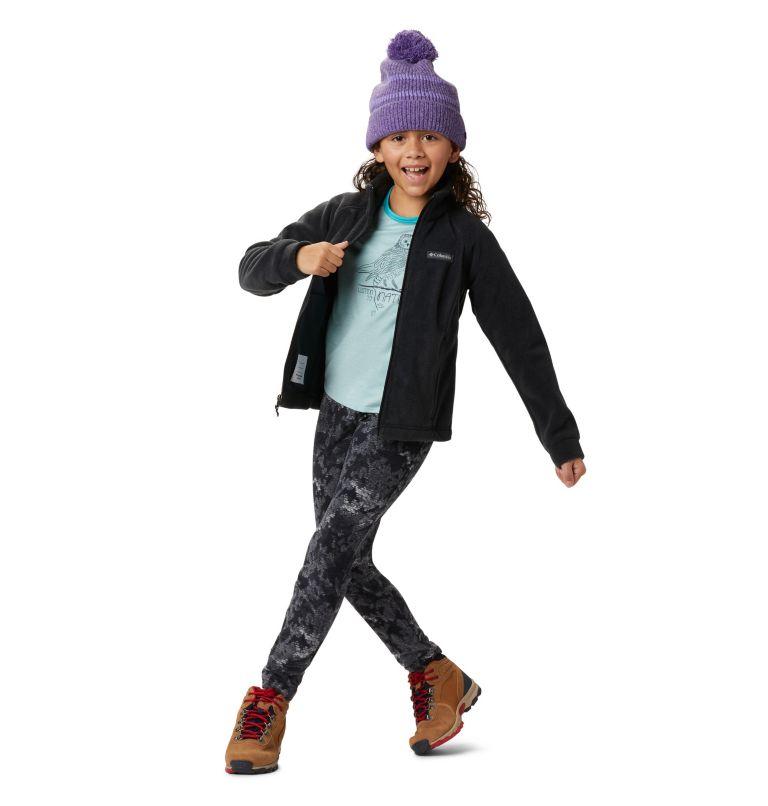 Benton Springs™ Fleece   010   S Girls' Benton Springs™ Fleece Jacket, Black, a5