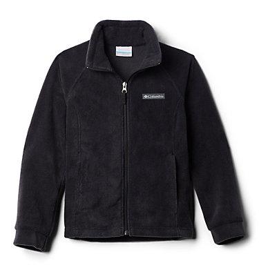 Girls' Benton Springs™ Fleece Jacket Benton Springs™ Fleece   667   XL, Black, 3/4 front