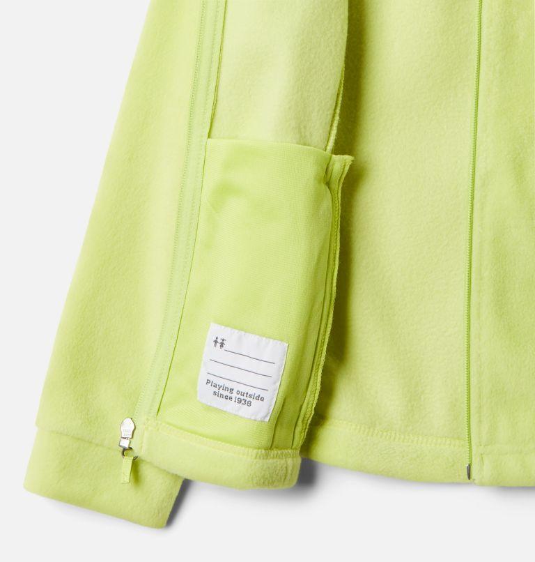 Benton Springs™ Fleece | 307 | S Girls' Benton Springs™ Fleece Jacket, Voltage, a1