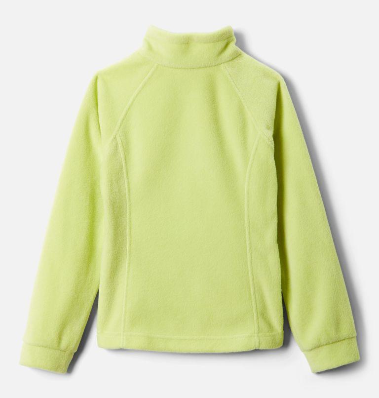 Benton Springs™ Fleece | 307 | S Girls' Benton Springs™ Fleece Jacket, Voltage, back
